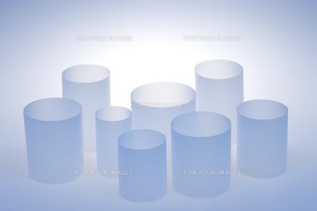 紙の筒の写真素材 [FYI00049837]
