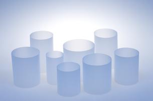 紙の筒の素材 [FYI00049837]