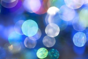 ぼけた光のイメージの写真素材 [FYI00049979]