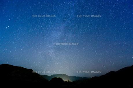 星空の写真素材 [FYI00050100]