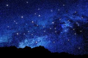 星空の写真素材 [FYI00050221]