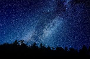 天の川の写真素材 [FYI00050240]