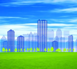 都市イメージの写真素材 [FYI00050301]