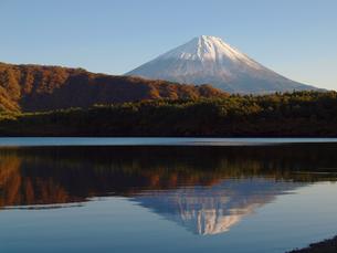 逆さ富士の素材 [FYI00050461]