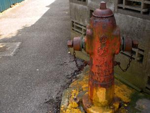 消火栓の写真素材 [FYI00050675]