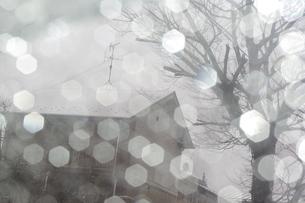 冬の町の写真素材 [FYI00050922]