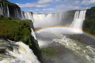 イグアスの滝の写真素材 [FYI00051018]