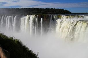 イグアスの滝の写真素材 [FYI00051028]