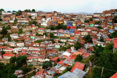 ベネズエラ/ゲットー地区の素材 [FYI00051042]