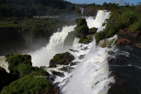イグアスの滝の素材 [FYI00051044]
