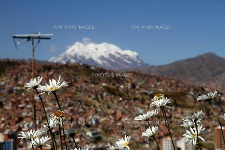 キリキリ展望台からイリマニ山の素材 [FYI00051064]