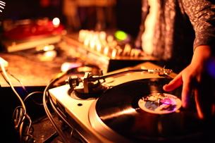 DJの写真素材 [FYI00051273]