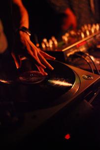 DJの写真素材 [FYI00051274]