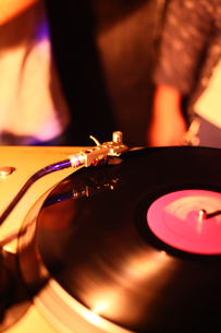 DJの写真素材 [FYI00051275]