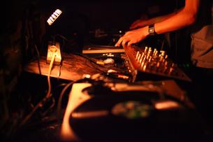 DJの写真素材 [FYI00051279]
