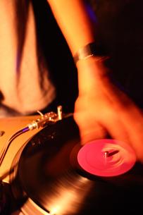 DJの写真素材 [FYI00051280]