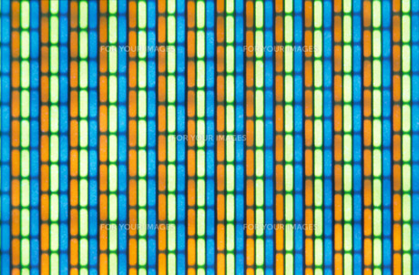 トリニトロン画面の写真素材 [FYI00051411]
