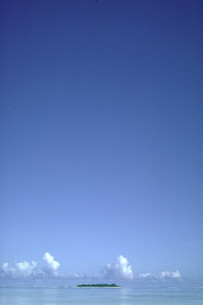 南国の空の写真素材 [FYI00051454]