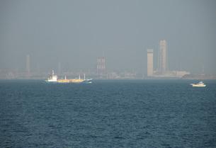 東京湾の風景の素材 [FYI00051575]