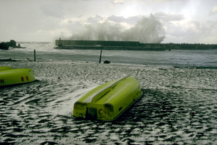 冬の海の素材 [FYI00051582]