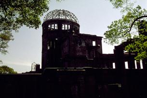 広島原爆ドームの素材 [FYI00051598]