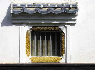 蔵の窓の素材 [FYI00051628]