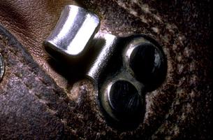 登山靴のパーツの素材 [FYI00051671]