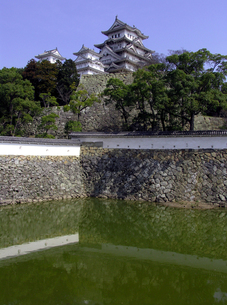 姫路城の素材 [FYI00051721]