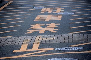 駐車禁止の写真素材 [FYI00051964]