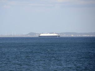 東京湾の船の写真素材 [FYI00052385]