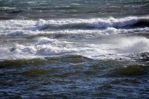 波の写真素材 [FYI00052497]