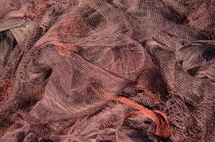 漁網の素材 [FYI00052502]