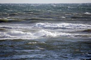 波の写真素材 [FYI00052504]