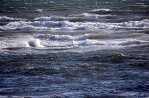 波の写真素材 [FYI00052506]