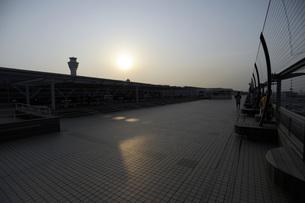 空港の風景の写真素材 [FYI00052516]