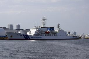 海上保安庁の巡視艇の写真素材 [FYI00052631]