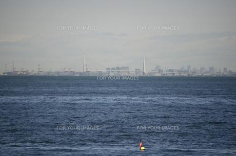 東京湾の風景の素材 [FYI00052732]