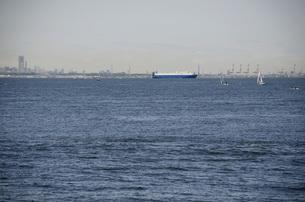 東京湾の風景の素材 [FYI00052740]