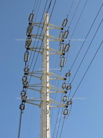 高圧鉄塔の素材 [FYI00052915]