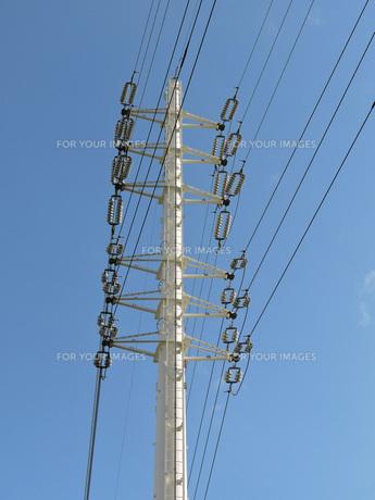 高圧鉄塔の素材 [FYI00052916]