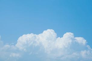 青空の写真素材 [FYI00053228]