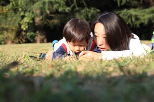 親子の写真素材 [FYI00053280]