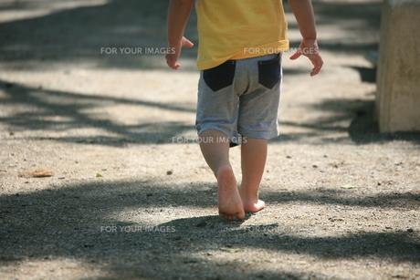 裸足の素材 [FYI00053302]