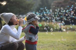 親子の写真素材 [FYI00053304]