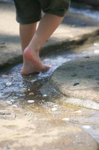 裸足の写真素材 [FYI00053305]