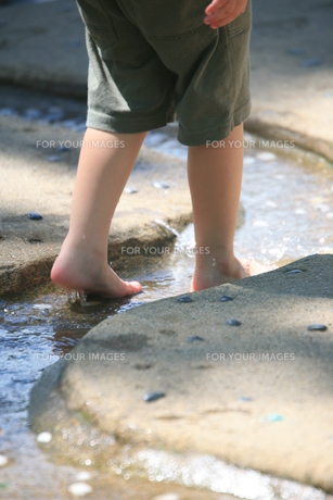 裸足の素材 [FYI00053309]