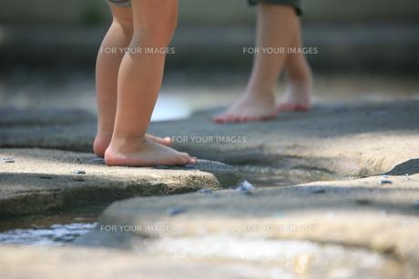裸足の素材 [FYI00053326]