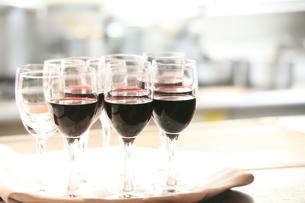 ワインの写真素材 [FYI00053719]