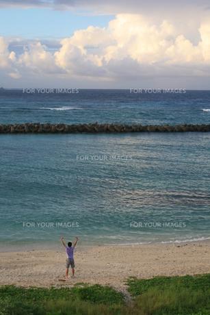 海岸の写真素材 [FYI00053981]