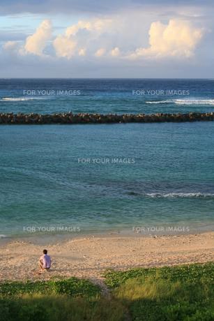 海の素材 [FYI00053997]